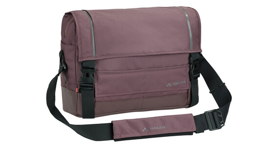VAUDE Cyclist M Messenger Bag dark plum